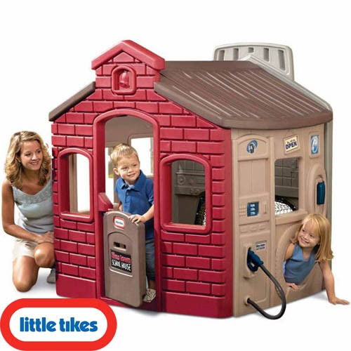 Домик детский Супер городок Little Tikes 444D