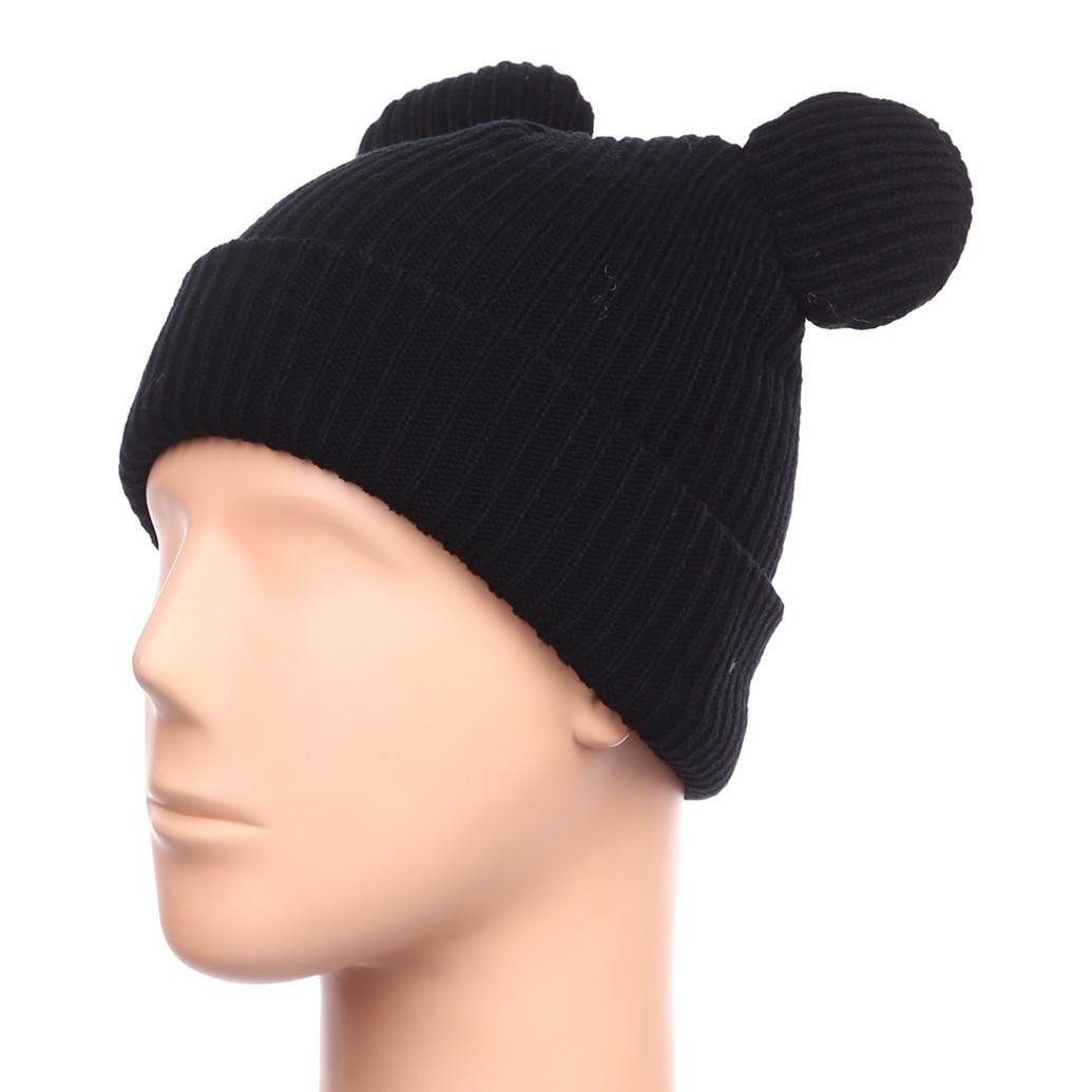 Женская шапка Fun с ушами AL7910