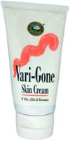 Vari-Gone Cream (Вері-Гон лікувальний противоварикозный крем для ніг НСП)