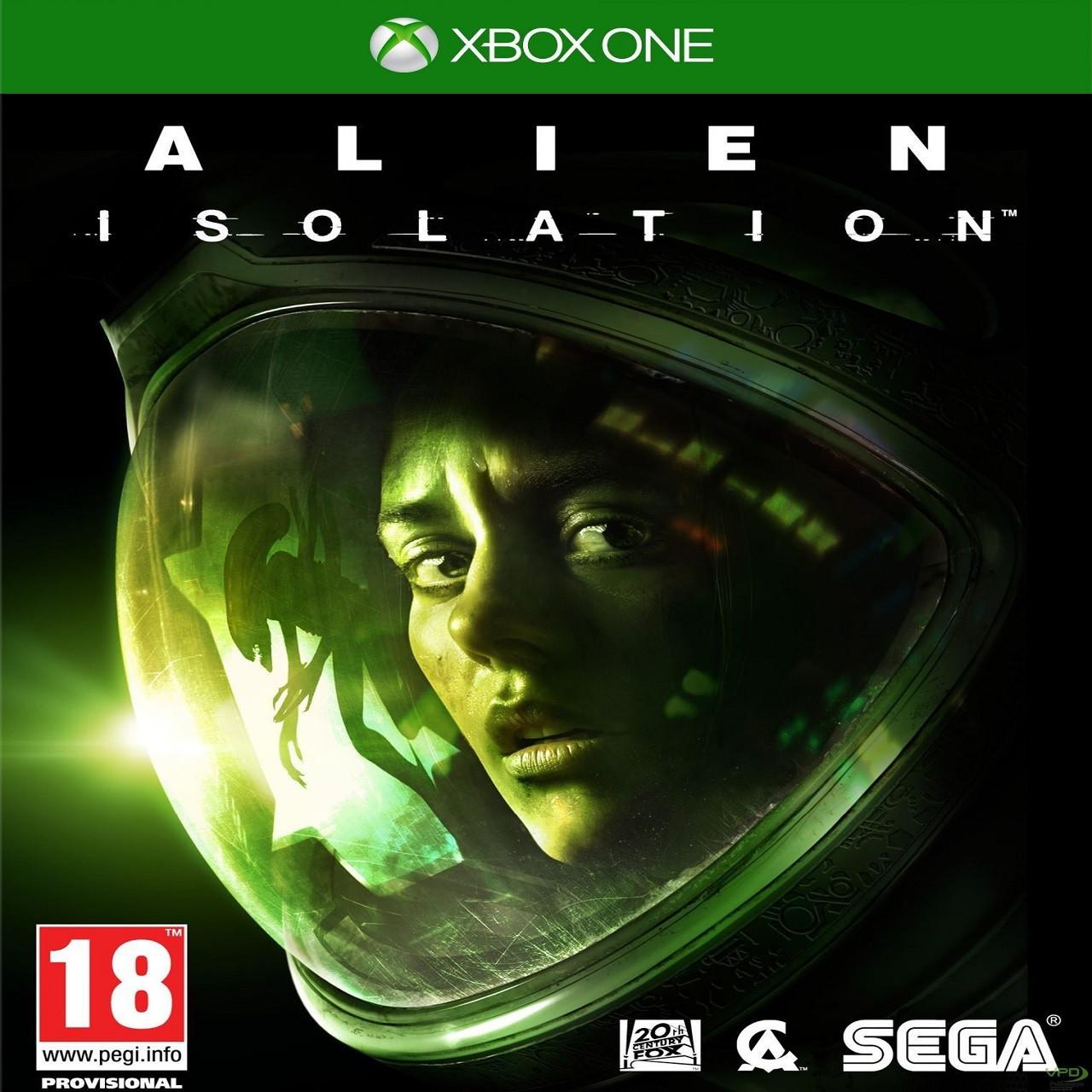 Alien Isolation (російська версія)  Xbox One (Б/В)
