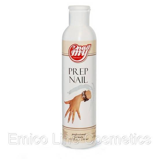Жидкость (обезжириватель/снятие липкости) Nail Prep 2в1 My Nail, 250 мл.