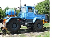 Колёсно-рельсовый тягач (КРТ)