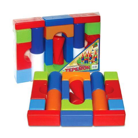 Теремок маленький, 41*31*6см, развивающая игра, ТМ M-toys, 8071