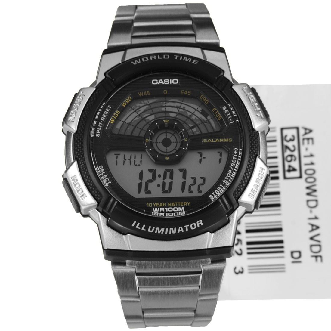 Часы Casio AE1100WD-1A