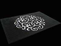 Дизайн-ковер 3D с кристаллами Сваровски марки Art Relief
