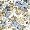 Розы 1 голубой