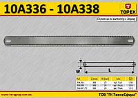 Полотно двухстороннее по металлу, дереву, n-5шт,  TOPEX  10A336