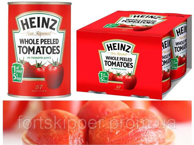 Что такое очищенные томаты?
