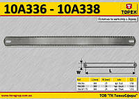 Полотно двухстороннее по металлу, дереву, n-72шт,  TOPEX  10A337-72