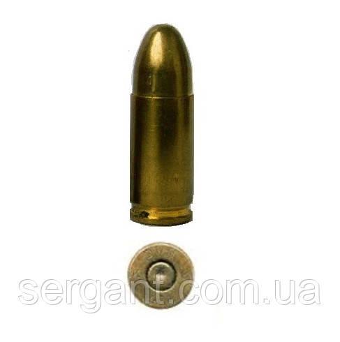 Учебный патрон макет ММГ 9х19 Люгер
