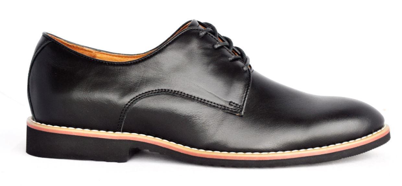 Туфли мужские, полноразмерные, из натуральной кожи, черные. Размеры 40, 41, 1e2d5e8073d