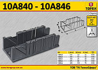 Стусло пластмассовое W-42мм, H-44мм,  TOPEX  10A840