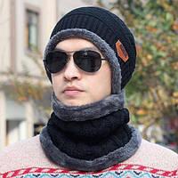 Комплект шапка и шарф AL7926