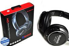 NK-8001BT Наушники, Bluetooth V2.1, стерео - черный , фото 2