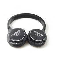NK-8001BT Наушники, Bluetooth V2.1, стерео - черный , фото 3