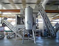 Описание технологического процесса по производству цельных очищенных помидоров