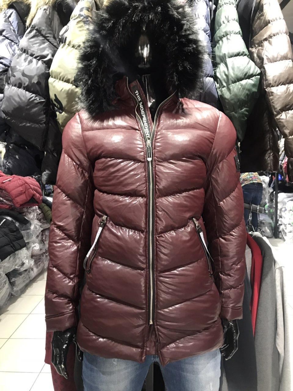 Мужские зимние куртки бренд North River Турция норма оптом   продажа ... 5c8870be050d0