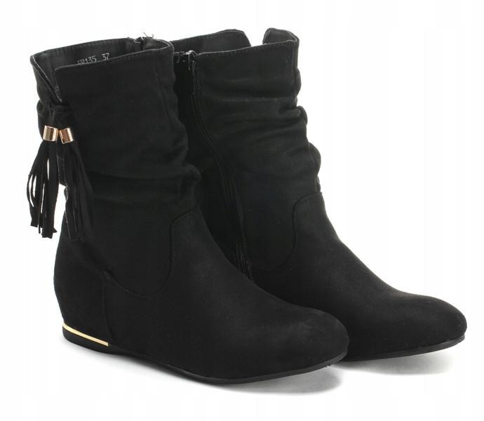 Женские ботинки Oommen