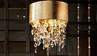 Феноменальный, круглый люстра для гостиной - Masiero - OLÀ S2 15 - СВЕТОДИОДНОЕ освещение