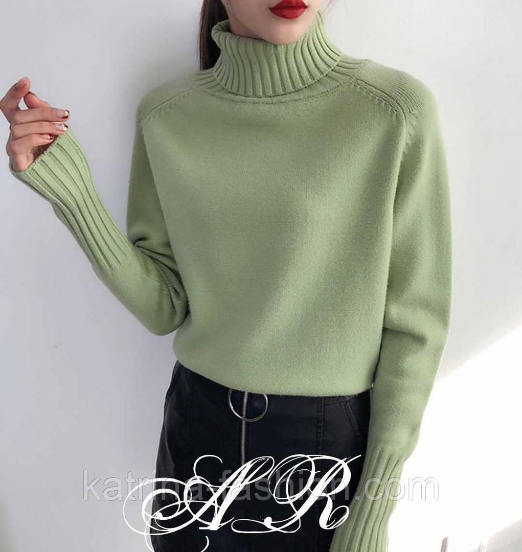 базовые свитера женские