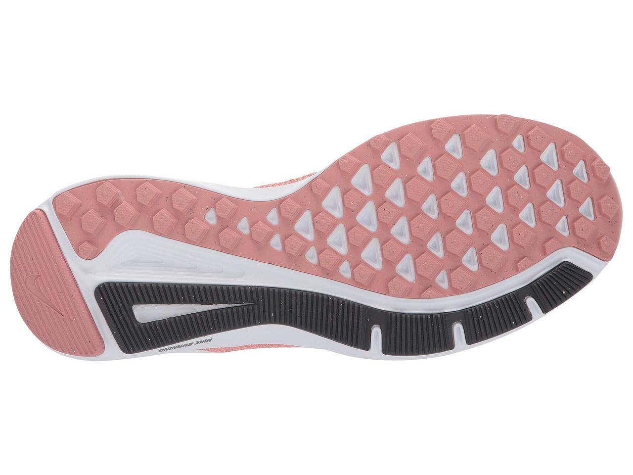 b5657729e0a3 ... Кроссовки Кеды (Оригинал) Nike Quest Rust Pink Summit White Pink Tint  ...