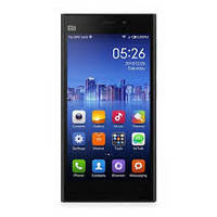 "Xiaomi MI3 16GB MSM8974 5.0"" черный, фото 1"