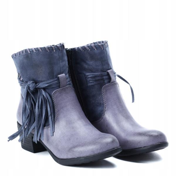 Женские ботинки Fricks