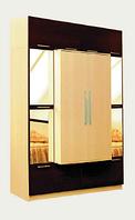 Шкаф 4х-дверный Комфорт
