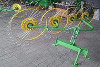 Bomet (Польша)Грабли ворошилки,Солнышко на 4 колеса