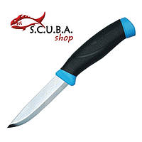 Нож Mora Companion Blue, нерж. сталь