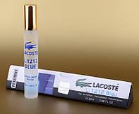 Мужская туалетная вода с феромонами Lacoste Eau De Lacoste L.12.12 Bleu 20ml (в треугольнике) ASL
