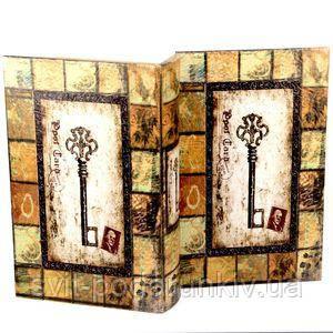 Обложка книги шкатулки - фото