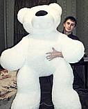 Большой медведь, плюшевый мишка 180см., фото 5