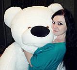 Большой медведь, плюшевый мишка 180см., фото 6