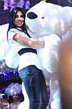 Большой медведь, плюшевый мишка 180см., фото 9
