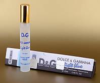 Мужская туалетная вода с феромонами Light Blue pour Homme Dolce&Gabbana 20ml (в треугольнике) ASL