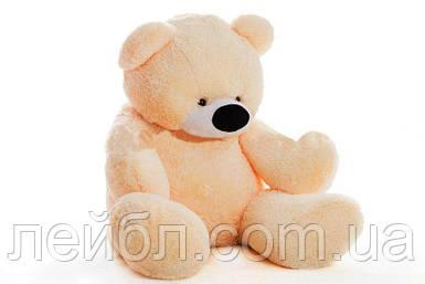 Большой плюшевый медведь Бублик 180см