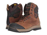 Ботинки Dr. Martens Spate Electrical Hazard Waterproof Steel Toe 8-Eye  Brown Overlord Waterproof bf0f9120cad9f