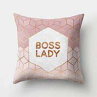 Подушка декоративная Lady Boss 45 х 45 см