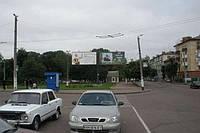 Билборды на ул. Победы и др. улицах Житомира