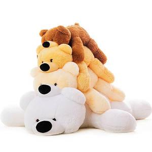 Мягкие игрушки мишки лежачие