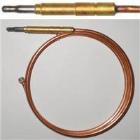 Термопара для газовых котлов и конвекторов с автоматикой EUROSIT (0.200.013) (L-850мм, M9x1, A1)