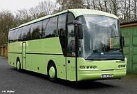 Стекло автобуса лобовое Neoplan Euroliner 316