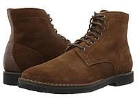 Ботинки Frye Arden Lace-Up Brown Oiled Suede - Оригинал