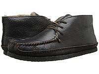 Ботинки Frye Porter Chukka Black Buffalo Smooth Full Grain/Shearling - Оригинал