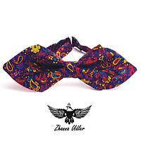 Шикарная галстук - бабочка