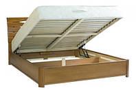 """Кровать  из массива с подъемным механизмом """"Марита"""""""