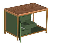 Стол для мастерской Stw 401