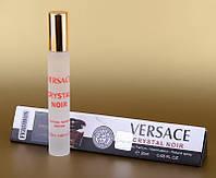 Женская туалетная вода с феромонами Versace Crystal Noir 20 ml (в треугольнике) ASL