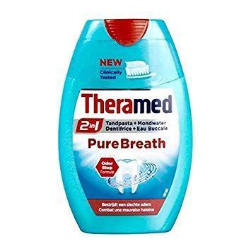 Зубна паста Theramed Pure Breath (75 мл)